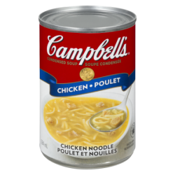 CAMPBELLS CHICKEN NOODLE...