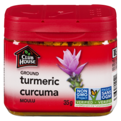 CLUB HOUSE GROUND TUMERIC...