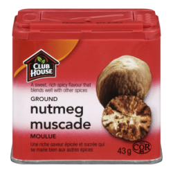CLUB HOUSE GROUND NUTMEG...