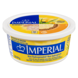 IMPERIAL SOFT MARGARINE TUB...