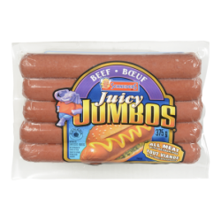 SCHNEIDERS JUICY JUMBOS...