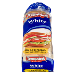 DEMPSTERS ORIGINAL WHITE...