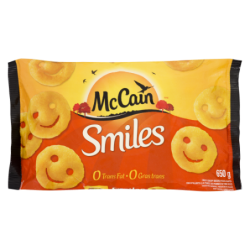MCCAIN SMILES - 650 Grams