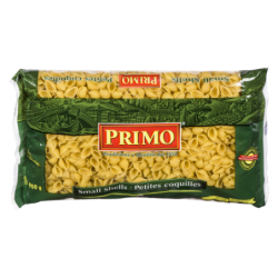 PRIMO SMALL SHELLS - 900 Grams