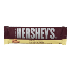 HERSHEY ALMONDS CHOCOLATE...