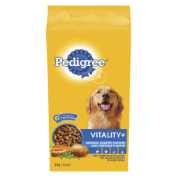 PEDIGREE HEALTHY VITALITY...