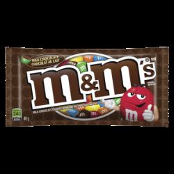 M&M CHOCOLATE CANDIES - 48...