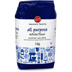 WF ALL PURPOSE FLOUR - 5...