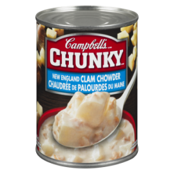 CAMPBELL CHUNKY ENG CLAM...