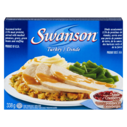 SWANSON TURKEY DINNER - 338...