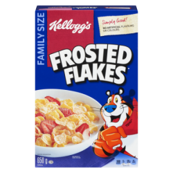 KELLOGGS FROSTED FLAKES...
