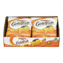 PEPPERIDGE FARM GOLDFISH...