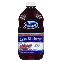 OCEAN SPRAY CRAN BLUEBERRY...