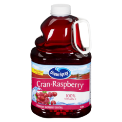 OCEAN SPRAY CRAN RASPBERRY...