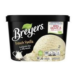 BREYERS CLASSIC FRENCH...