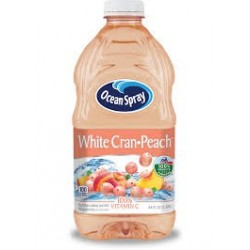 OCEAN SPRAY 100% PEACH...